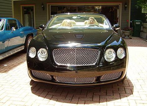 Bentley Convertible